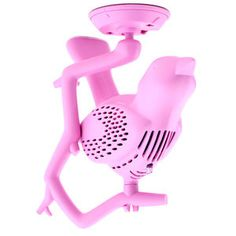 Smoke Detector Pink now featured on Fab.