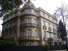 Embajada de España en Buenos Aires.