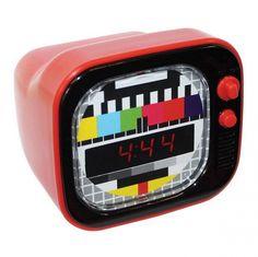 mini led clock design