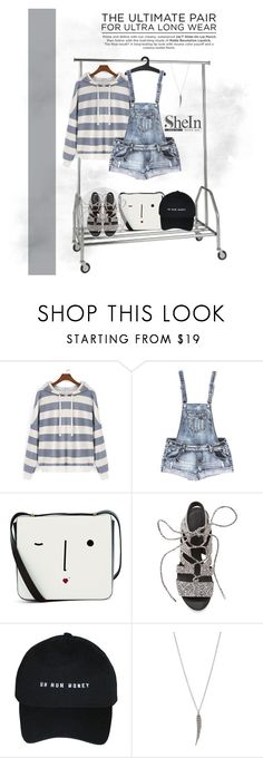 """I Wonder how, I Wonder why."" by tvdsarahmichele ❤ liked on Polyvore featuring Lulu Guinness, Rebecca Minkoff, Finn and Urban Decay"