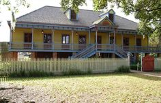The Laura Plantation - Explore Louisiana's African-American Heritage Trail