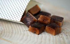 Lakridskarameller - uimodståelige små søde stykker