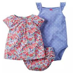 BABY ROMPER THREE-PIECE SETS – BABY OBSESSIONS