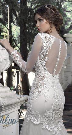Wedding dress 2017 trends & ideas (214)