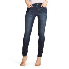 Women's Mid Rise Skinny Jean (Curvy Fit) - Mossimo�