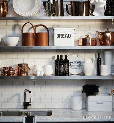 Provence inspired kitchenware is always in style. #HomeSenseStyle // La vaisselle inspirée de la Provence est toujours à la mode. #HomeSenseStyle