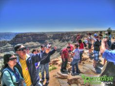 This Grand Canyon Skywalk Tour includes admission to the world famous Skywalk at the West Rim of the Grand Canyon. This tour delivers! Grand Canyon West Rim, Paradise Found, Great Photos, Touring, Family Travel, Things To Do, Dolores Park, Concept Board, World