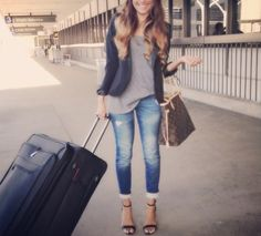 Traveling outfit