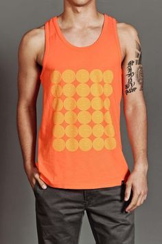 Continuous New Pong Tank @ Jack Threads