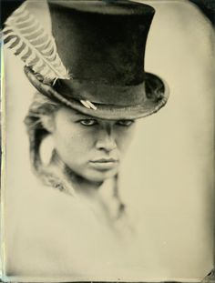Meet One Photographer Who is Reviving the Extraordinary Art of Tintypes | Nerve