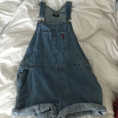 Vintage Ralph Lauren Overalls Really didn't want to sell but I don't wear them enough! Super cute some what oversized look (: size  medium tags: Brandy Melville, lulu lemon, American apparel, Nike, urban outfitters, Chanel, Calvin Klein, coach, Ralph Lauren Jeans Overalls