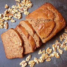 Whole Wheat Banana Nut Bread