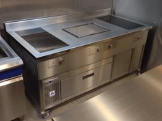Commercial induction cooker Sliders and Adande