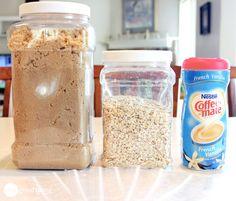 DIY Oatmeal Packets