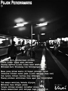 Jakarta, Puisi Monokrom l Pojok Penerawang -ASG-