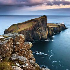 Neist Point, Scotland,