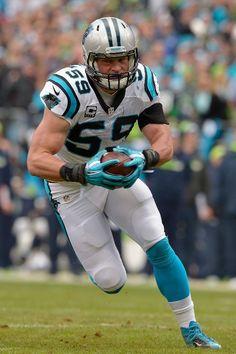 Luke Kuechly, Carolina Panthers