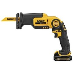 For the tool lover- DeWalt Reciprocating Saw