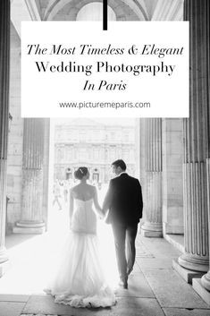 Black and white timeless elegant wedding photography in Paris, wedding photography to put on your walls! Parisian Wedding Dress, French Wedding Dress, Paris Wedding, Elegant Wedding, Paris Elopement, Paris Photography, Wedding Photography, Paris Couple, Vow Renewal Ceremony