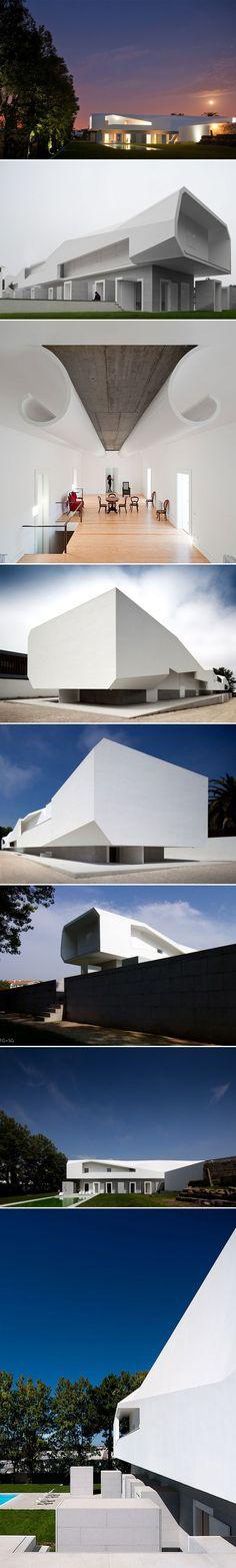 Fez House by Alvaro Leite Siza Vieira