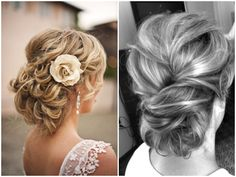 "Choosing a Hairdo for ""I do"" 