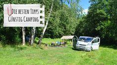 Hast du auch die Nase voll von völlig überteuerten Campingplätzen? Dann helfen dir unsere Tipps mit Sicherheit weiter... Caravan, Camping Survival, Auto Camping, Vw Bus, Get Outside, Van Life, Trekking, Places To Travel, Life Hacks