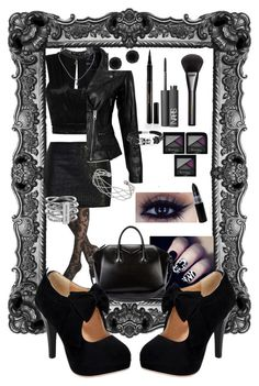 """""""Outfit #86"""" by secretlynerdyfangirl ❤ liked on Polyvore featuring Express, Elizabeth Arden, NARS Cosmetics, Gucci, Rimmel, Isabel Marant, VIPARO, Wet Seal, Bling Jewelry and Michael Kors"""