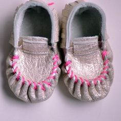 Kenzie NEEDS these moccasins!