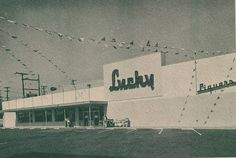 Lucky 1963... I miss Lucky\'s being here, it\'s where I grew up shopping at. Lots of memories!