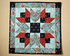 Handmade with love ... by MulberryPatchQuilts on Etsy