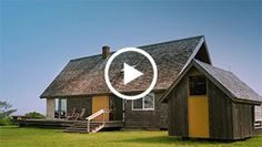 beautiful interview w mr. Little Big House, Chalet Style, Vacant Land, Somewhere Over, Block Island, Great Videos, Jaba, Prefab, Homesteading