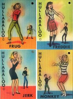 Teach me how to dance, Hullabaloo