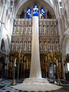 Southwark Cathedral, London, UK, 2014