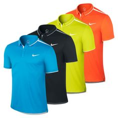 TheNikeMen's Color Dry #Tennis #Polooffers durability and maximum performance at its best -- FIRST Nike performance apparel to include the new Colordry Innovation. Order yours TODAY by following the link >> http://www.tennisexpress.com/nike-mens-color-dry-tennis-polo-44028  #TennisExpressNIKE
