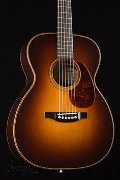 Bourgeois Guitar 00 DB Signature Custom Acoustic Guitar