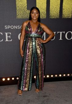 """Ester Dean attends the premiere of Universal Pictures' """"Pitch Perfect 3"""" at Dolby Theatre on December 12, 2017 in Hollywood, California."""