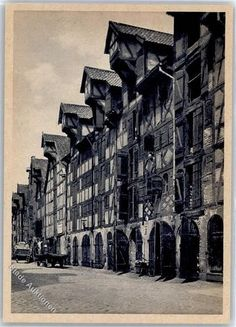 Speicher an der Lastadie Königsberg/Pr. Beautiful Buildings, Beautiful Places, City Scene, German Army, Old Postcards, Old City, Ancestry, Touring, Places To Visit