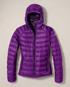 Downlight® Stormdown™ Hooded Jacket | Eddie Bauer