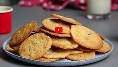 Chewy 🤤 Melty 😍 Vegan 💖  #Vegan #GoVegan #PlantBased #VeganSweets #Dessert #Cookies #BOSH #PETA Vegan Sweets, Vegan Desserts, Dairy Free Cookies, Vegan Chocolate Chip Cookies, Strange Animals, Rare Animals, Perfect Cookie, Latest Recipe, Going Vegan