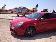 Wspólny mianownik: milość do prędkości! #AlfaRomeo #Giulietta