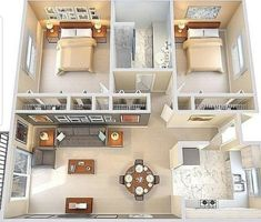 apartment floor plans between oakville and germantown