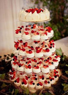 55 Strawberry Wedding Ideas And Desserts For Summer   HappyWedd.com