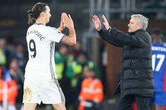 Zlatan Ibrahimovic Nearing the End of His Top-Level Career, Says Jose Mourinho