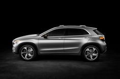 Mercedes-Benz New GLA Compact