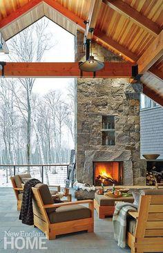 Exellent Cabin Style Interior Idea (58)