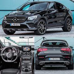 Mercedes-Benz GLC 43 AMG 2017 Procurando um SUV de luxo com potência de sobra? Que tal esse GLC 43 AMG: motor 3.0 V6 biturbo com 367 cavalos e 520 Nm de torque acoplado com a transmissão automática 9g-Tronic e tração integral. 0 a 100 km/h em 4.9s com máxima de 250km/h limitada eletronicamente. Modelo vem ainda com suspensão Air Body Control que ajusta automaticamente de acordo com as condições do terreno.  #CarroEsporteClube #MercedesBenz #GLC #auto #brasil #cargramm #carporn #carro #carros…