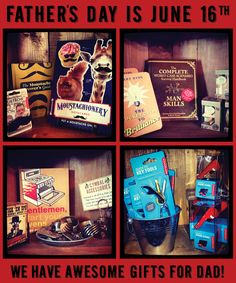 Father's Day Gifts! #gifts #dad #fathersday