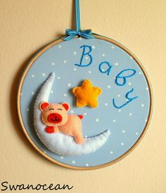 Nursery room decoration-Διακοσμητικό για παιδικό δωμάτιο