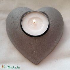 Beton lysestage hjerte, Valentinsdag