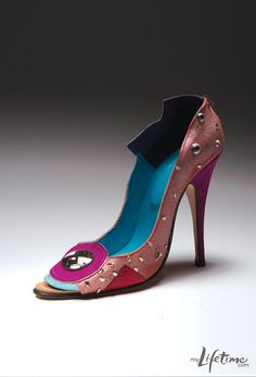 James Sommerfeldt's Beautiful Shoe from Episode 2 of Project Accessory